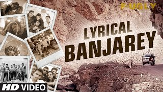 Banjarey Lyrical with our Fans | Fugly | Yo Yo Honey Singh