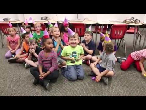 Teen Trendsetters at Schrader Elementary School