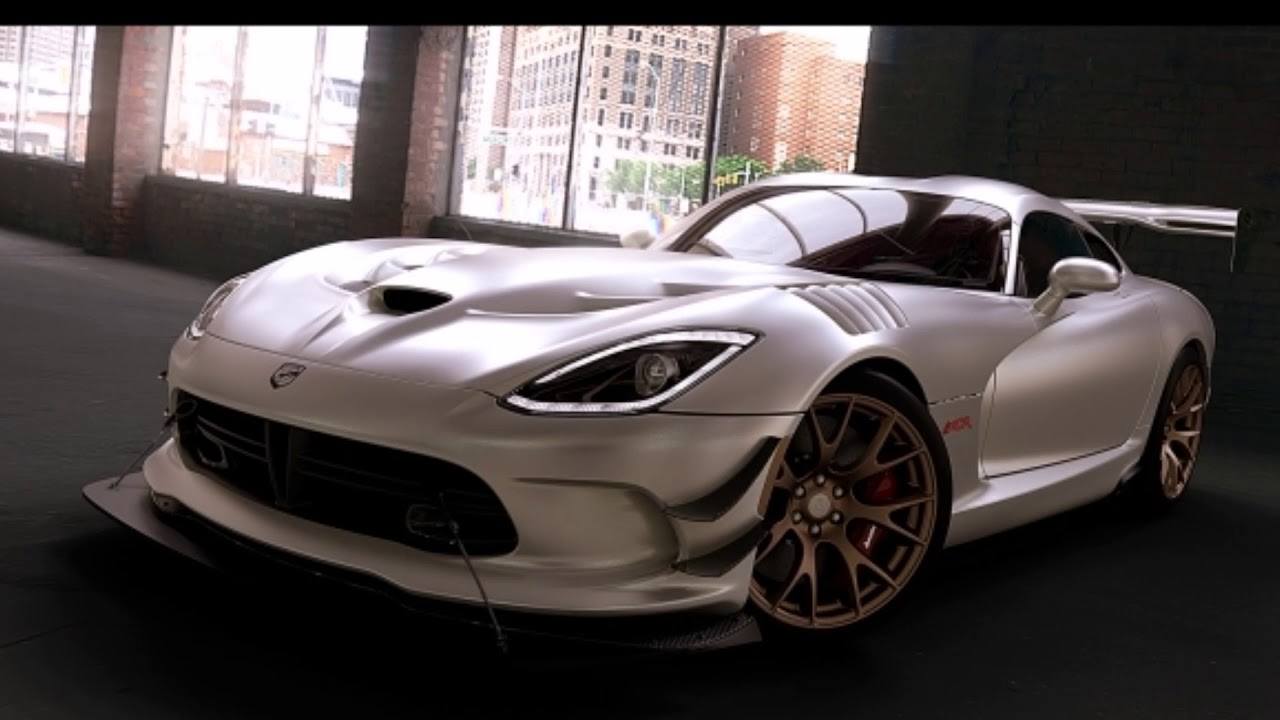 Dodge Viper 2018 Last To Be Made