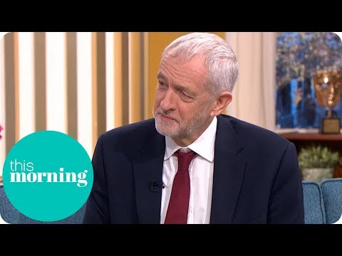 Jeremy Corbyn on His Brexit Plan | This Morning