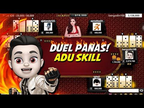 Duel Panas Adu Skill Di Meja Domino Qiu Qiu Online Bang Odin U Cyntiacc
