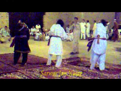 Warrior's Dance Pashtn Attan ~ 2012