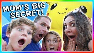 MOM FINALLY TELLS HER SECRET!😱 | We Are The Davises