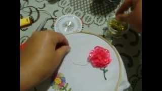 5 flor  hilvanada o plisada Iztac Madrigal