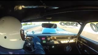 steve clukey 4 speed lenco 70 duster drag racing gopro hero 2 incar camera shots