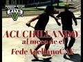 GTA V R.I.P (EL FEDE) ACUCHILLADO y  CANALES AWNL A_U_R_E_L_I_O-_C (MXXX) vs Comandante_CTJS (CMR5)