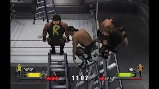 nL Live - WWE Day of Reckoning ONLINE MULTIPLAYER!