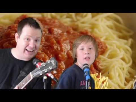 Donuts and Spaghetti Song