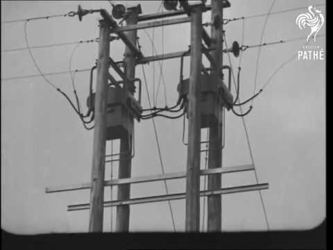 Electricity Reel 2 1940 1950