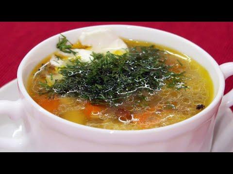 Грибной суп Карпаты. Очень вкусный рецепт супа с маринованными грибами