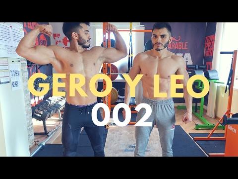 GERO Y LEO EN EL GYM IMPARABLE   Entrenamiento de Cuerpo Completo