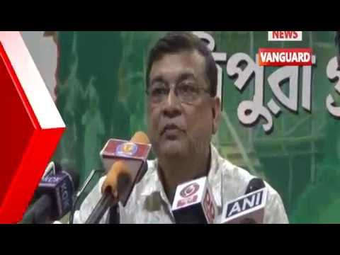 BJP পার্টি অফিস এ সাংবাদিক সম্মেলনে Dr. Ashok Sinha বক্তব্য .,.,.,.,Telecast On 5/9/2017