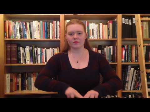American Justice Scholarship Video-Zara Cruden
