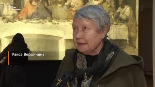 Цифровые репродукции работ да Винчи выставлены в Тбилиси
