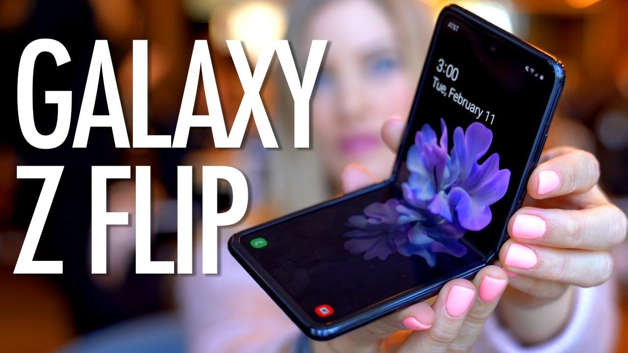 Download Samsung Galaxy Z Flip Stock Wallpapers Qhd Resolution