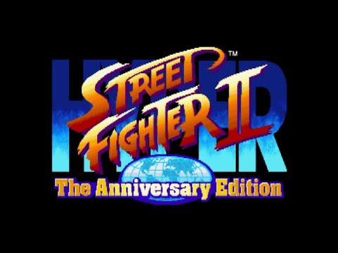 ハイパーストリートファイターII / HYPER STREET FIGHTER II