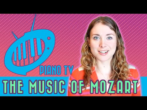The Music of Mozart: A Guided Tour Through His Most Famous Compositions