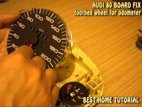 Audi 80 board fix