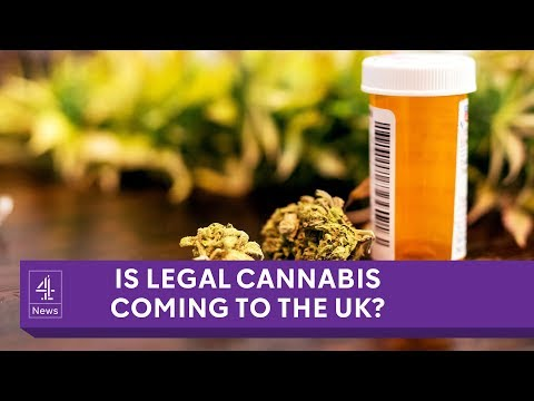 Is cannabis legalisation coming to the UK?