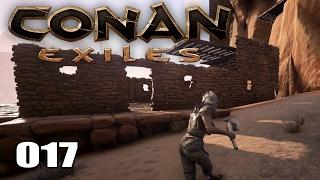 CONAN EXILES [017] [Das Haus des barbarischen Anführers] [Multiplayer] [Deutsch German] thumbnail
