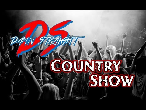 Damn Straight, Country Show, Promo Video, Wornstar Media, June 2016