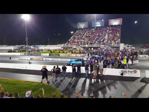 Big chief vs Jerry bird 100000$ race