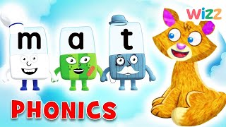 Phonics Learn To Read Sing A Long The Cat On The Mat