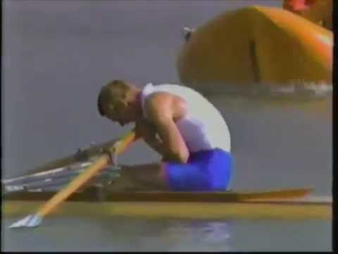 1984 Olympic Games Rowing - Men's Single Sculls