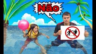 REGRAS DE CONDUTA para CRIANÇAS | Rules of Conduct For Kids