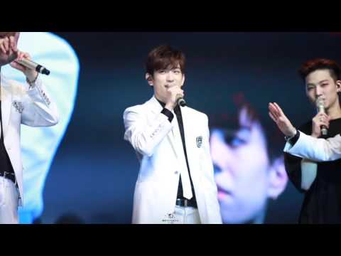 151128 Indonesia Fan Meeting GOT7 Junior - Indonesian Song