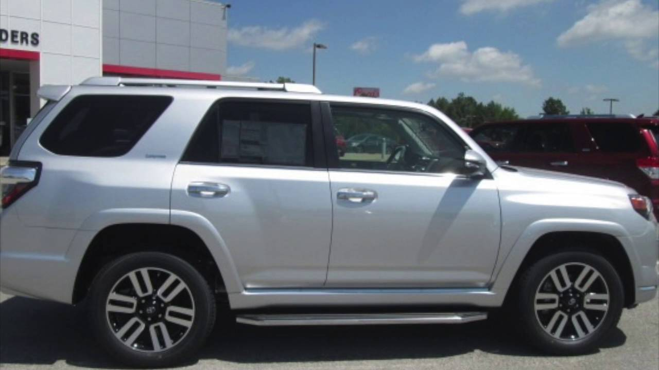 2016 Toyota 4Runner Limited for Sale in Northwest Arkansas ...
