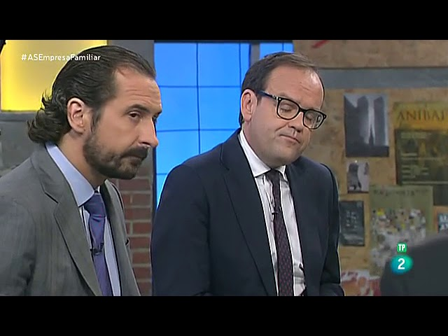 Grupo Antonio Álvarez en RTVE La aventura del saber con Arturo de las Heras, octubre 2017