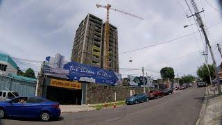 Nuevos Edificios Y Construcciones En San Salvador. EL SALVADOR