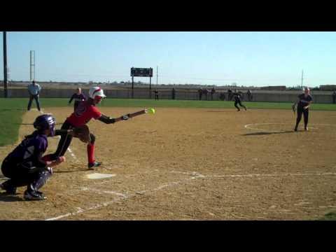 Sherrard Pitcher Ashley Anderson Highlights