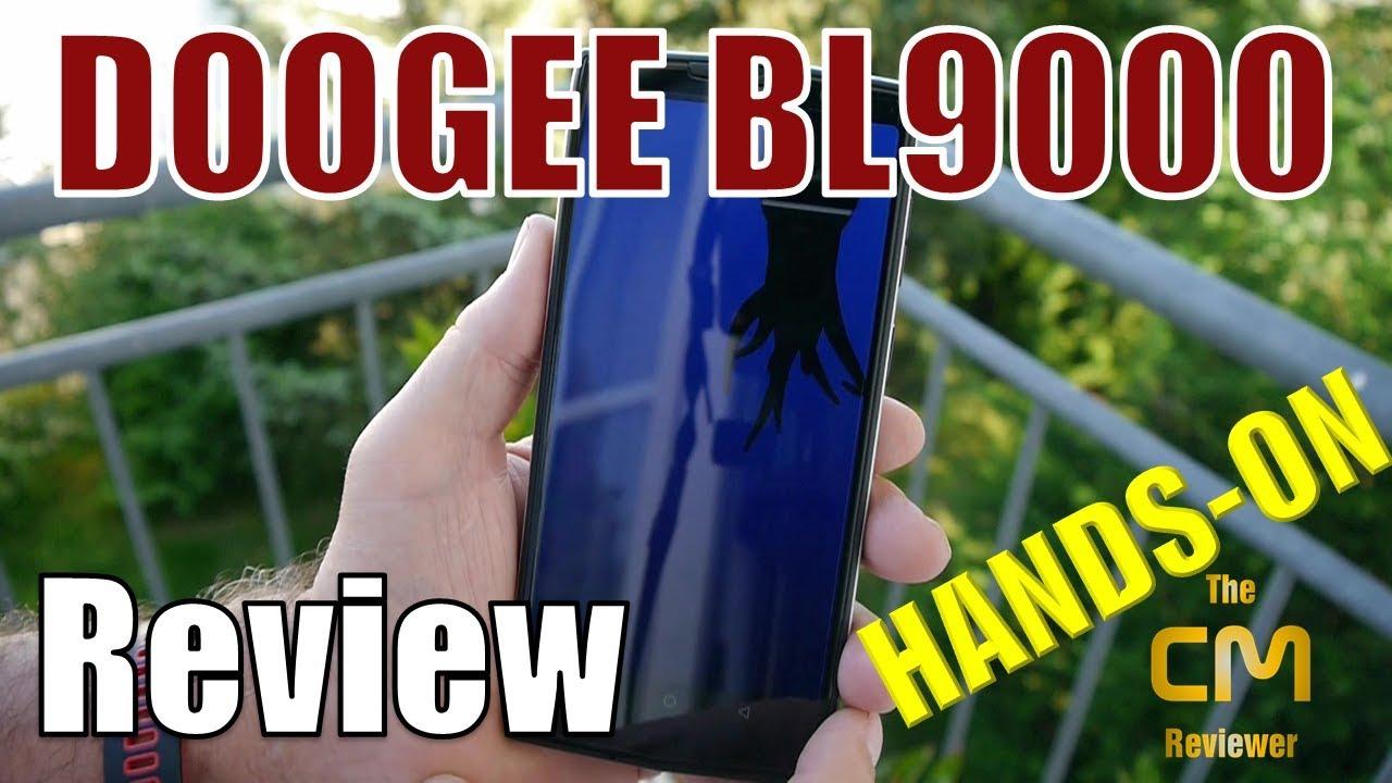 DOOGEE BL9000 Test: 9000mAh Battery Monster Qi & Pump Express 4.0 5V ...