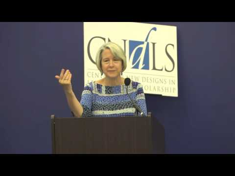 Engaging Diversity, Building Peace, Changing Communities: Keynote Address by Carrie Hessler-Radelet