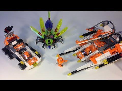 lego galaxy squad instructions