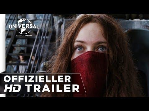 Mortal Engines: Krieg der Städte – Trailer deutsch/german HD