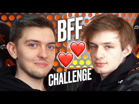 Do NEMESIS and SELFMADE REALLY Know Each Other? | Rapidfire BFF Challenge ft. Nemesis & Selfmade