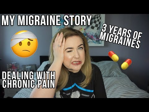 I've Resided with Chronic Migraine for 38 Years