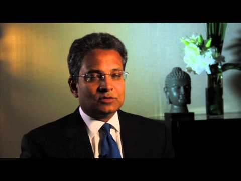 In Conversation with Paddy Padmanathan, CEO & President, ACWA POWER