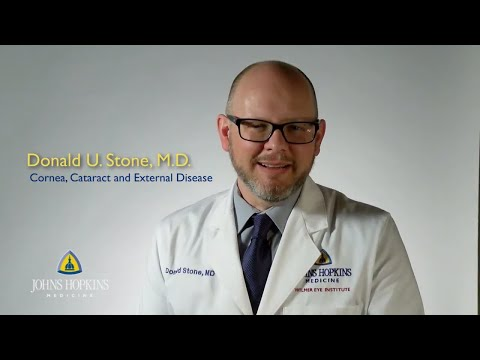 Dr. Donald U. Stone | Ophthalmology