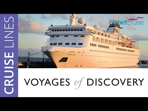 Explore Voyages of Discovery | Planet Cruise
