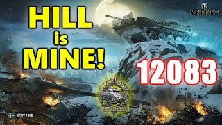 World of Tanks - STRV 103B - 12K Damage 9 Kills - HILL is MINE!