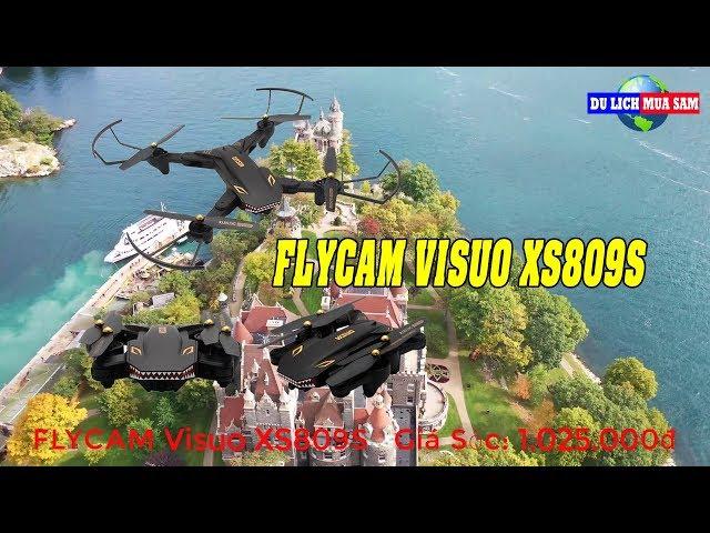 FLYCAM Visuo-XS809S,Tổng Hợp Hình Ảnh Đẹp Từ Flycam | Du Lịch Mua Sắm