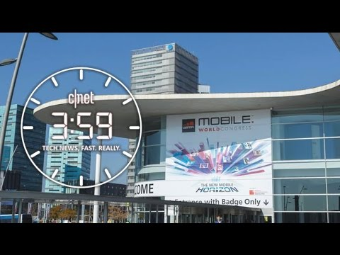 What will matter at Mobile World Congress?   (The 3:59, Ep. 184)