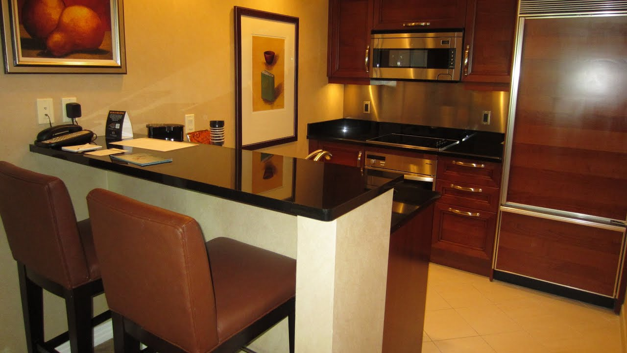 The Signature At MGM Grand One Bedroom Balcony Suite 1080P HD December 15