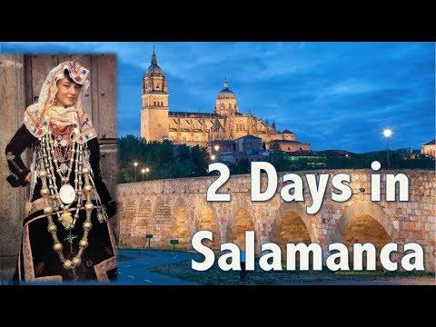 2-Day Salamanca Travel Guide, Salamanca Travel Tips, Salamanca Travel Experience for 2 Days