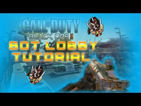 How To Host A Black Ops 2 Bot Lobby (Simple And Easy)(Voice Tutorial)