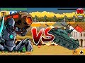 Age of War 2 Apk - Hacked Mode - Insane Difficulty Generals Battle   Android GamePlay FHD